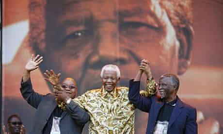 ANC Celebrates Nelson Mandela's Birthday