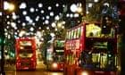 """Oxford Street Christmas Lights, London, Britain - 12 Nov 2013"""