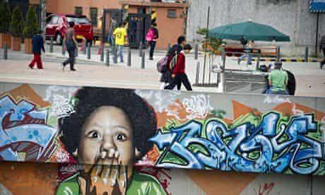 COLOMBIA GRAFFITI 1