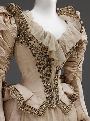 Wedding Dresses: Embroidered dress