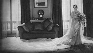 Wedding Dresses: sil satin dress
