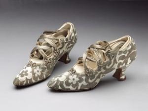 Wedding Dresses: tango shoes