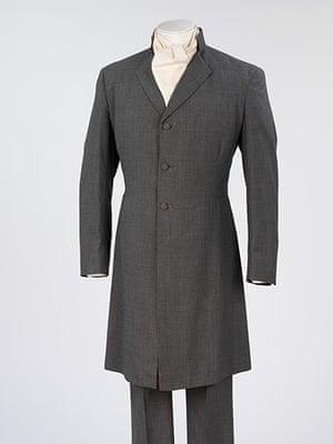 Wedding Dresses: frock coat