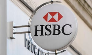 A branch of HSBC