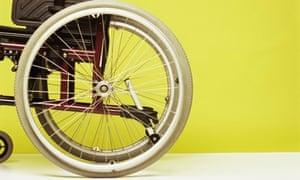 Wheelchair profile
