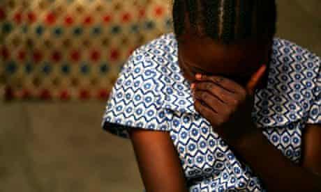 Congo rape victim