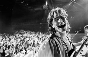 Duran Duran: Pure happiness. John Taylor live in the US, 1984