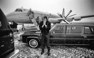 Duran Duran: Winter! John Taylor in Canada, 1984