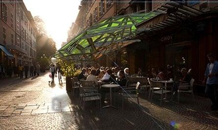 Paris parasol