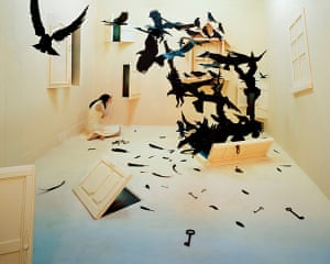 JeeYoung Lee: Black birds, 2009