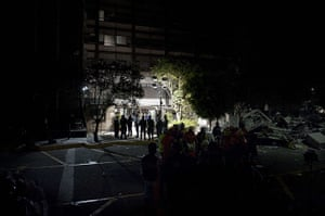 Mexico explosion: Rescue workers prepare to search for victims
