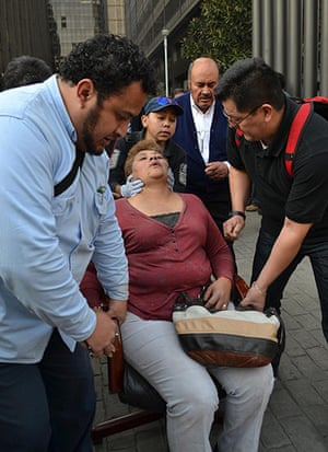 Mexico explosion: Deadly explosion in Pemex headquarters in Mexico City