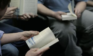 Prison reading group