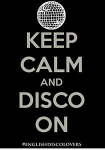 English Disco Lovers poster