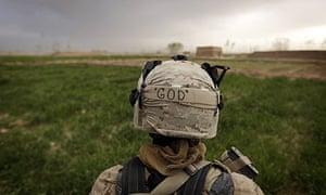 US Marine, Afghanistan