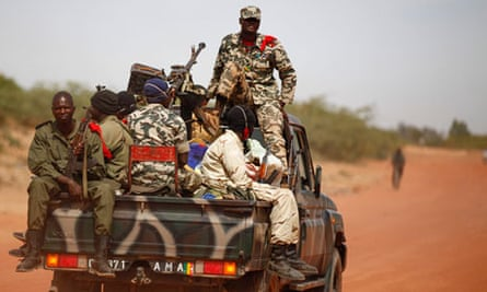 Rights groups say Mali's civilians violated by army, rebels