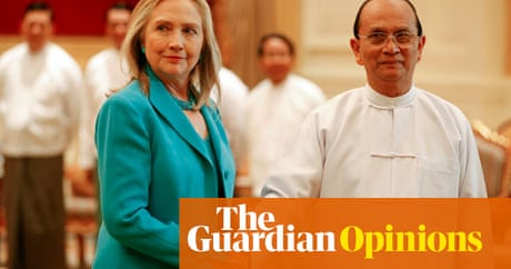 International praise for 'reformed' Burma is premature – and dangerous