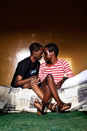 Uganda: Ema and Simon