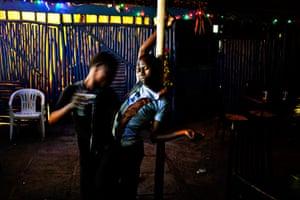 Uganda: gay-friendly bar