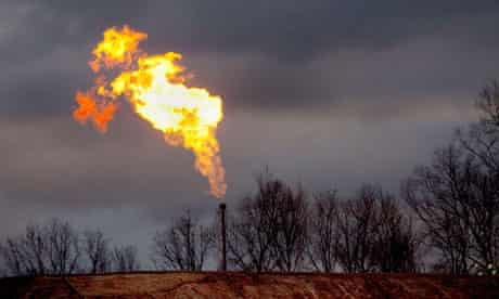 gas flare usa