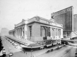 Grand Central 100 years: Grand Central