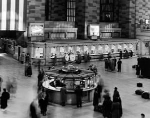Grand Central 100 years: Grand Central Station Interior