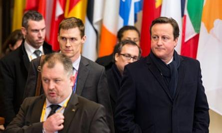 EU CHief of state sumit.