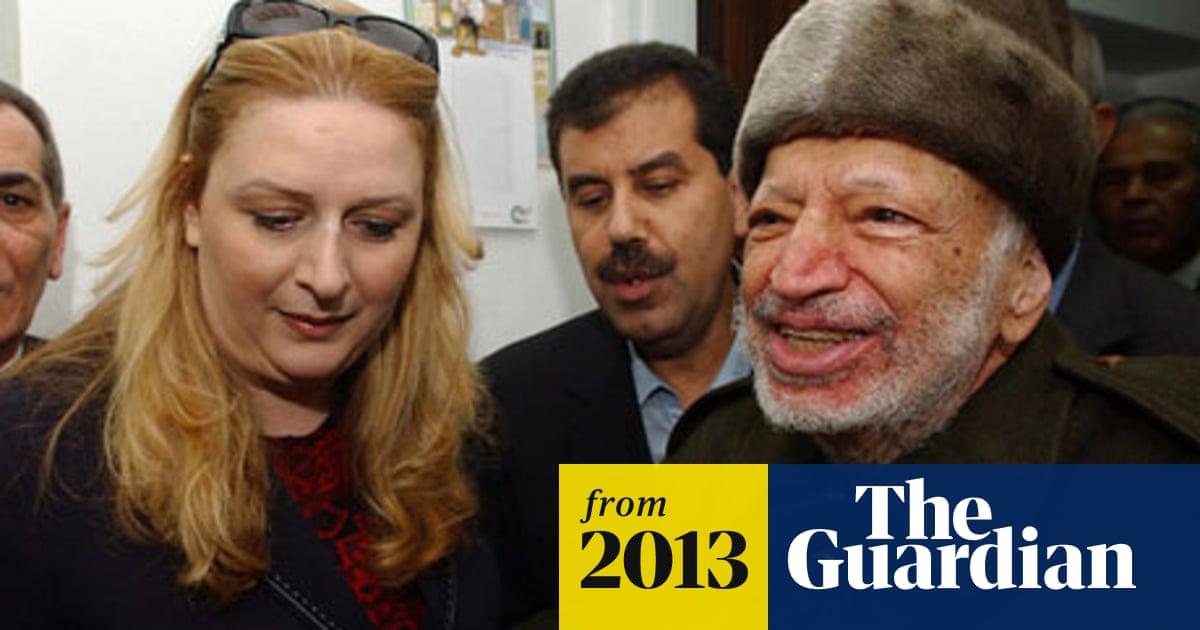guarda bene le scarpe in vendita scarpe da corsa metà prezzo Yasser Arafat's widow says her marriage was 'a big mistake ...