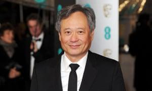 Ang Lee at the 2013 Baftas