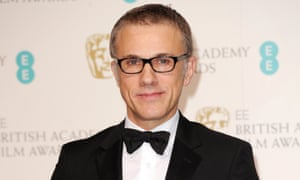Christoph Waltz wins best supporting actor at the 2013 Baftas