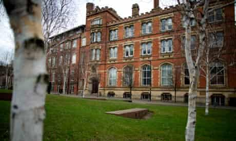 Chetham's school of music Manchester