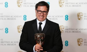 David O Russell wins best adapted screenplay at the 2013 Baftas
