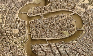 Disc World Map.Discworld The Ankh Morpork Map For Ipad Review Books The Guardian
