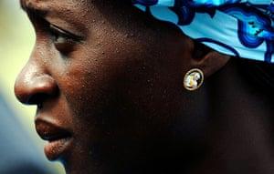 pope benedict resigns: mass in Luanda, Angola