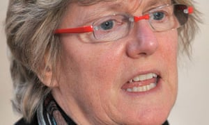 Dame Sally Davies, the UK's chief medical officer