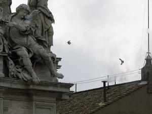 Pope Benedict XVI announces resignation – as it happened | World