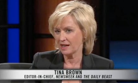 Tina Brown on Bill Maher's Real Time, 10 February 2013
