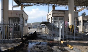Syria crisis: jihadi rebels seize dam - Monday 11 February 2013