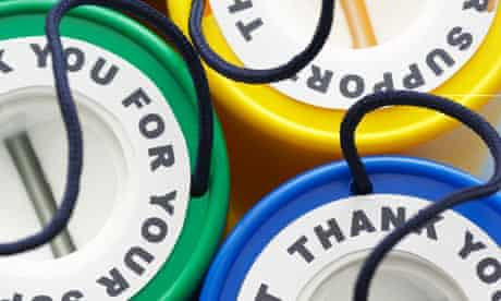 charity donations statistics