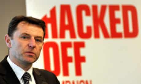 Gerry McCann Hacked Off