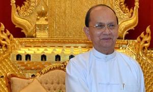 President Thein Sein