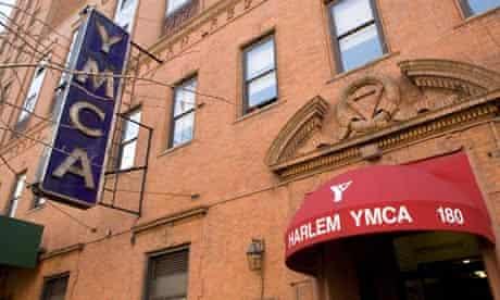 The Harlem YMCA in New York City USA
