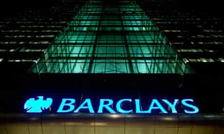 Barclays investment banking division tax avoidance
