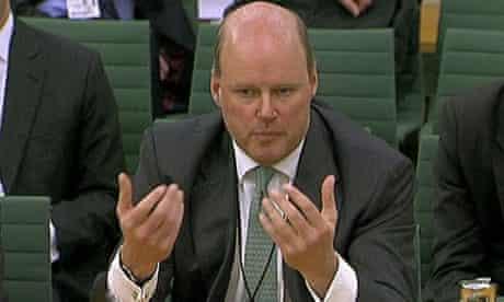 Royal Bank of Scotland chief executive Stephen Hester