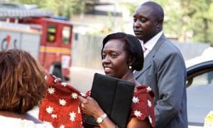 Kenya elections televised presidential debate