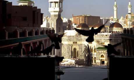 The Great Mosque Mecca Umrah