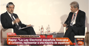 Rajoy questioned by The Economist
