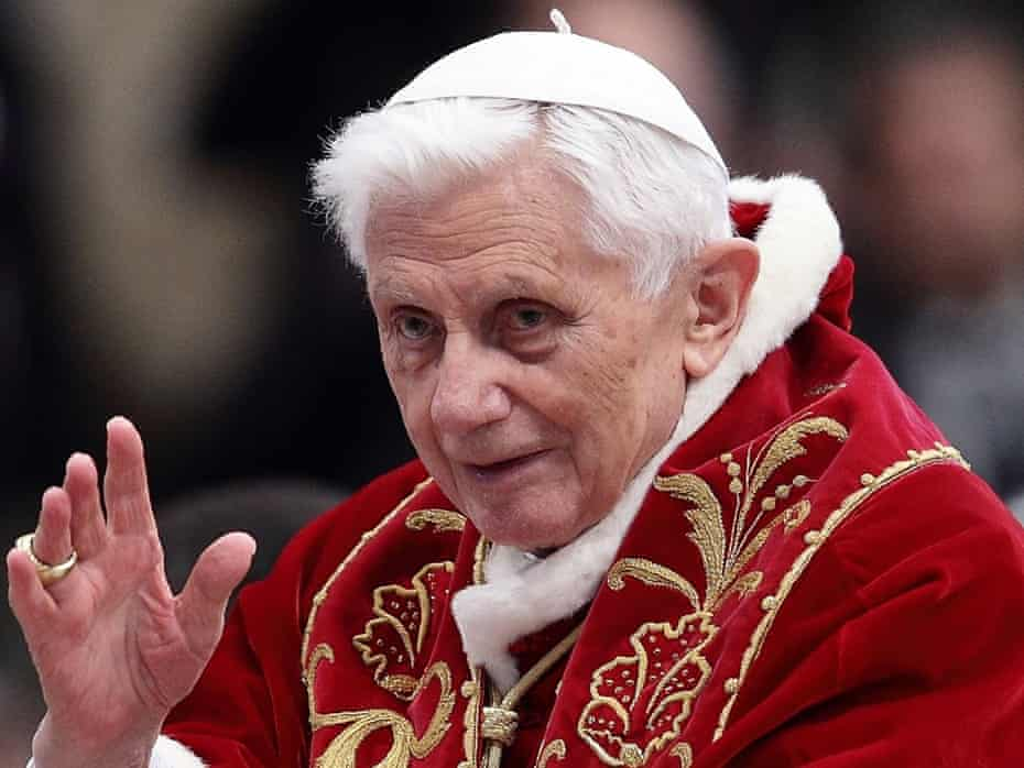 Was Pope Benedict XVI the first 'green' Pope?