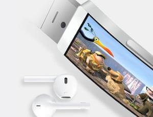 Apple iWatch: Pavel Simeonov's iWatch design