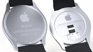 Apple iWatch: Anders Kjellberg's design